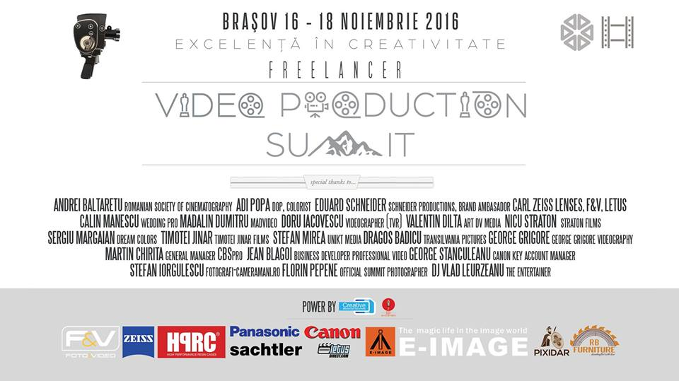 summit videografie 2016